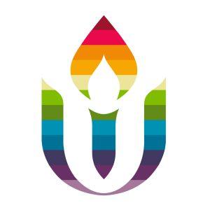 UUA Rainbow Logo