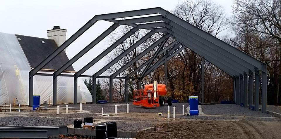 steel-framework