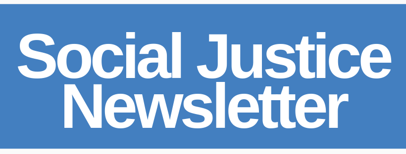 social justice newsletters