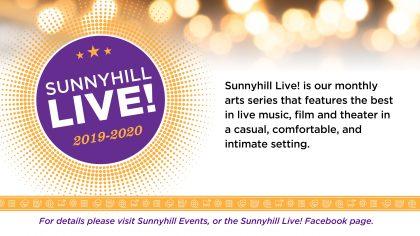 Sunnyhill Live Logo