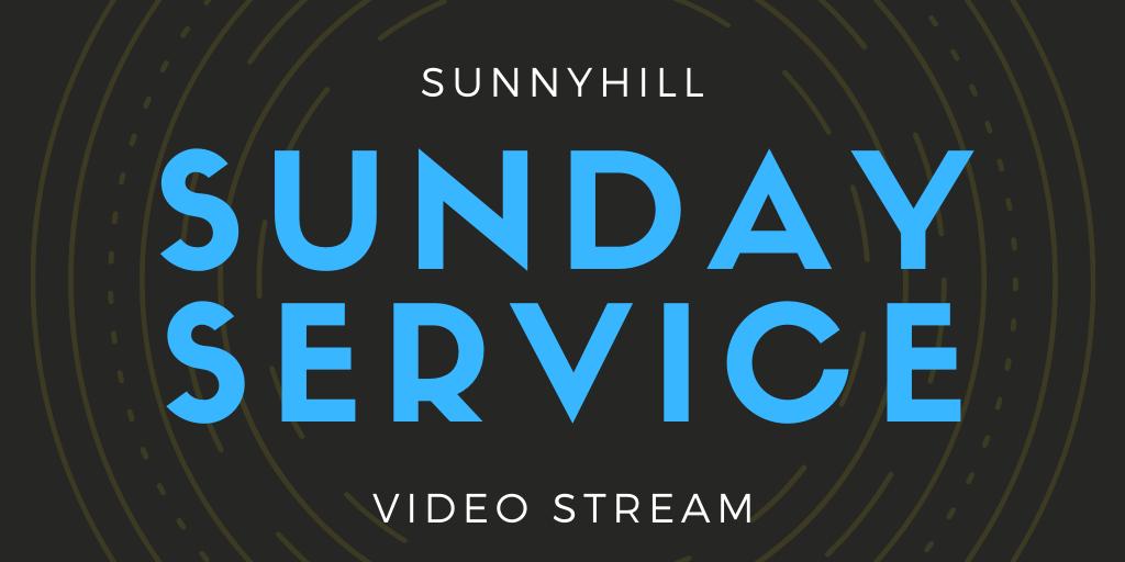 sunday service video
